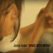 Janet Feder - Songs With Words - Cover Image